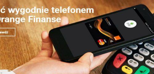 Krótka piłka: 30 zł zwrotu za 5 transakcji Android Pay w Orange Finanse