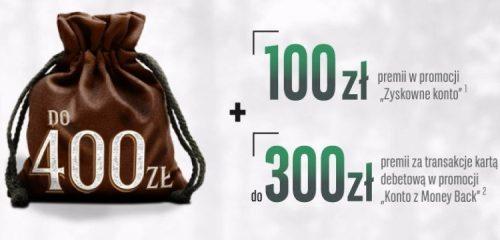 BGŻ BNP Paribas – nawet 400 zł za założenie Konta Optymalnego