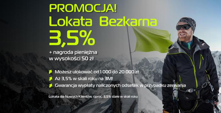 alpinista na tle masywu górskiego