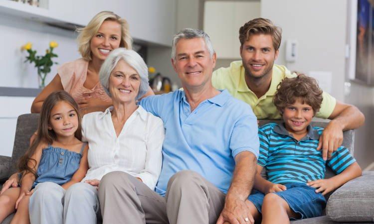 rodzina wielopokoleniowa