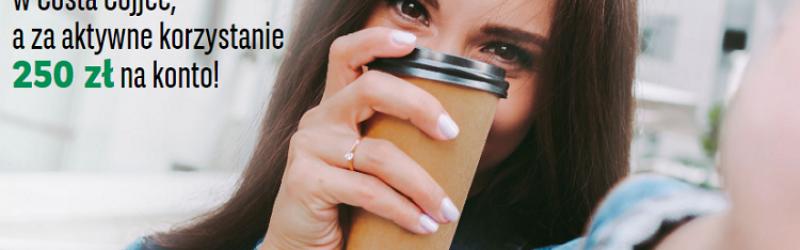 kobieta z kubkiem kawy