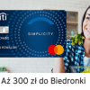 reklama promocji w Citi Banku